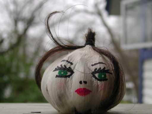 garlic-face