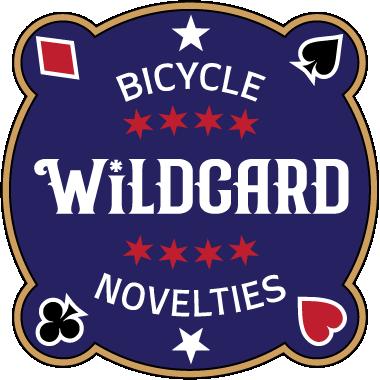 wildcard bicycle novelties headbadge